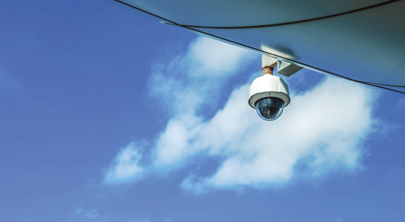 Study Shows More Than 9 in 10 Campuses Have Security Cameras