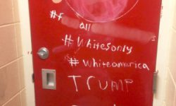 Racism Reported on Several Campuses Following Trump Victory