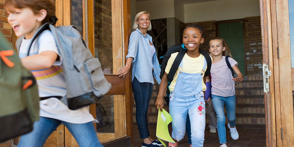 8 Ways to Improve School Entrance Security