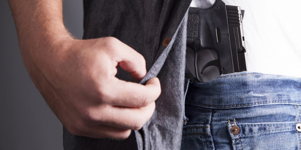 7 Signs A Weapon Is Being Concealed That You Should Know