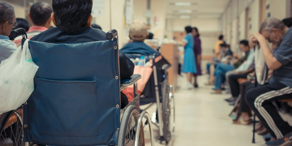 Help for Hospitals Handling Patient Surges