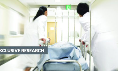 Hospital Survey Reveals 2018 Security Investment Plans