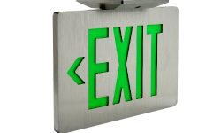 Read: Dual Technology Exit Signs: Increased Reliability, Whether Power is On or Off