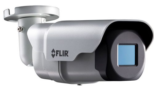 FLIR Systems FB-Series™ Thermal Security Camera