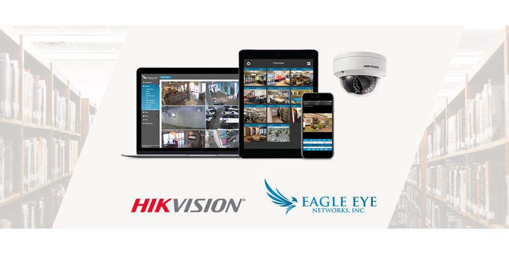 Hikvision, Eagle Eye Launch SB-507 Video Surveillance Solution
