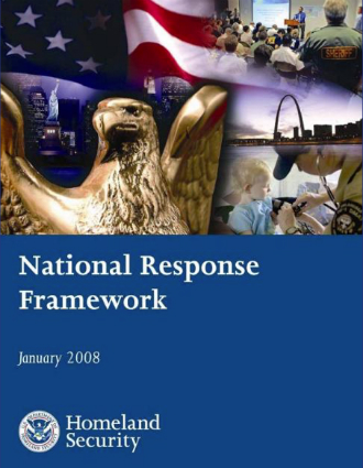 a basic premise of the national response framework is that guiding principles