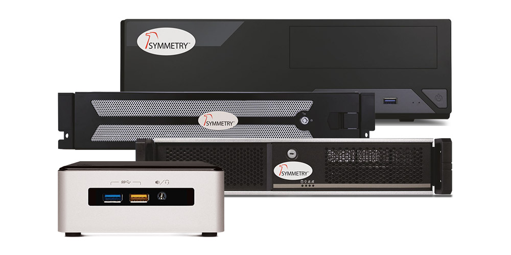 AMAG Technology Releases New Symmetry Video Hardware
