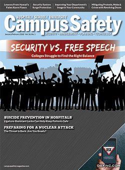 Campus Safety Magazine February 2018 Issue