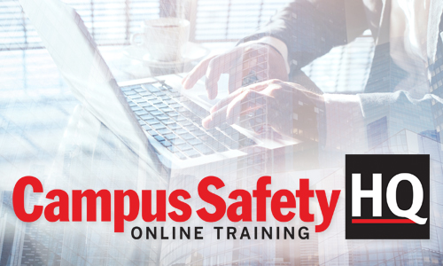 Train Your Key Stakeholders Easily and Effectively with Campus Safety Online Training