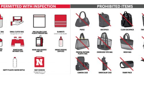 How to Adopt a Clear Bag Policy For Your Events