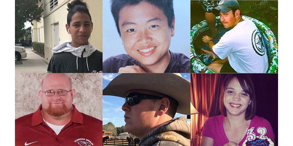 The Heroes and Victims of the Florida School Shooting