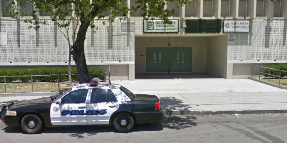 Accidental Los Angeles Middle School Shooting Injures Five