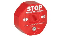 STI Releases Updated Exit Stopper with Audible Alarm