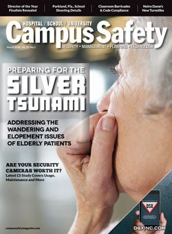 Campus Safety – March 2018