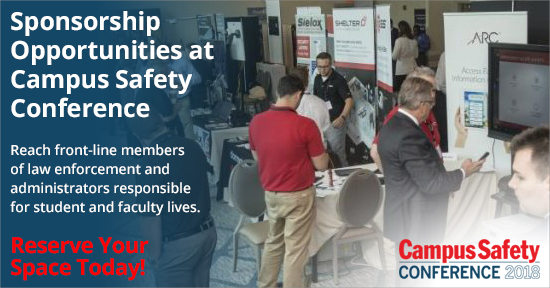 Campus Safety Conference Call for Sponsors