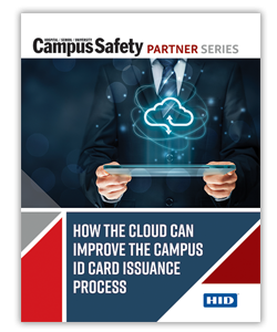 How the Cloud Can Improve the Campus ID Card Issuance Process
