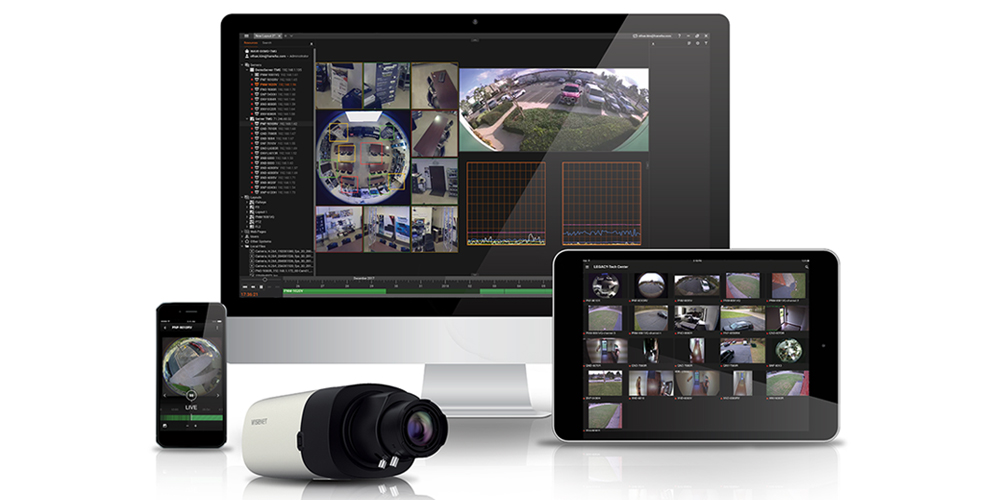 New Wisenet WAVE Video Management System