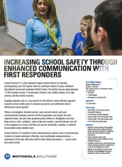Read: Increasing School Safety through Enhanced Communication with First Responders