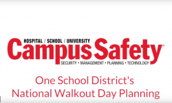 Read: Lessons Learned From National Walkout Day