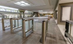 Turnstiles Spare Notre Dame Students Long Wait at New Dining Facility