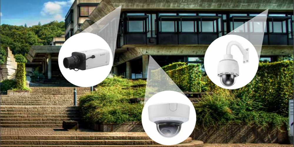 Do Security Cameras Really Make Campuses Safer?