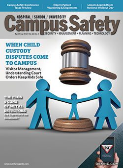 Campus Safety Magazine – April 2018