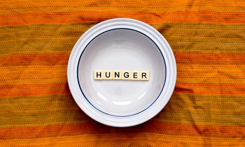 Survey: Hunger Among College Students on the Rise