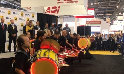 19 Sights and Sounds from the ISC West 2018 Show Floor