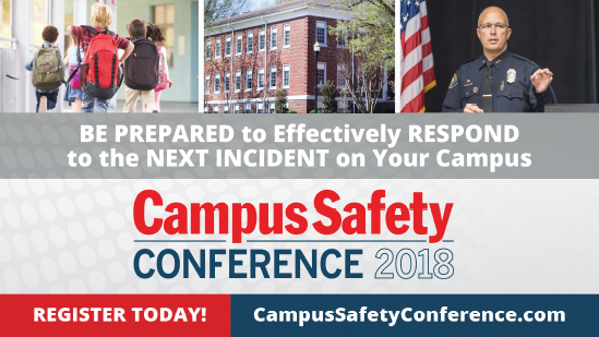 Campus Safety Conference Promo