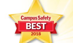 Read: Nominate Your Products For The 2018 Campus Safety BEST Awards!