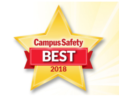 Nominate Your Products For The 2018 Campus Safety BEST Awards!