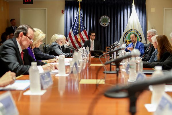 Readout of Secretary DeVos' Meeting with Experts and Survivors of Mass Shootings