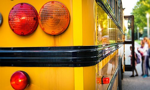 N.J. School Bus Driver Charged in Crash That Killed 2, Injured 43