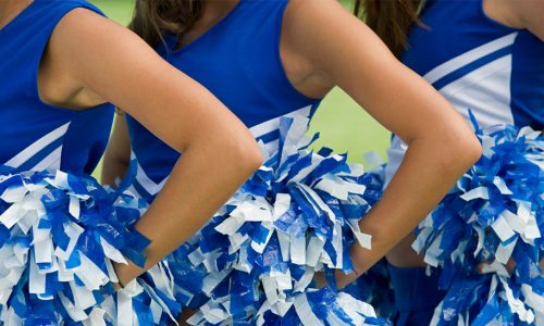 University of Kansas Cheerleaders Detail Naked Hazing Ritual