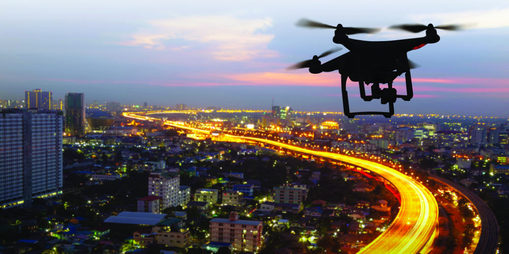 Experts: Drone Sales in Security Industry Expected to Double by 2019