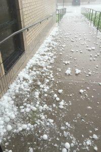 north texas hail storm 1