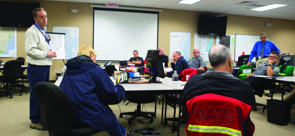Learning From A School District's Emergency Responses to Severe Weather