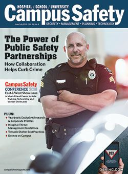 Read: Campus Safety Magazine – June/July 2018