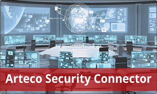 Arteco Security Connector Integrates with Third-Party IP Devices