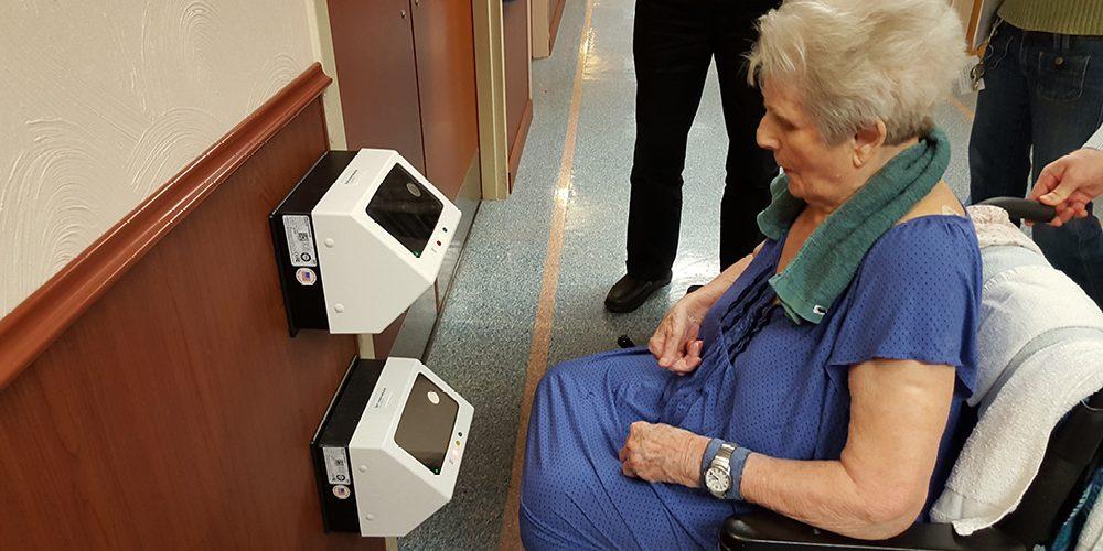Senior Living Facility Praises Princeton Identity's Iris Recognition Technology