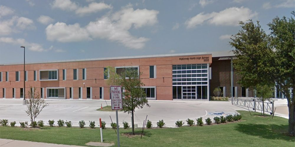 Student Takes Own Life at McKinney North High School