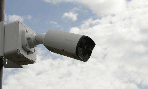 OpenEye Releases New 4K Outdoor IP Bullet Camera