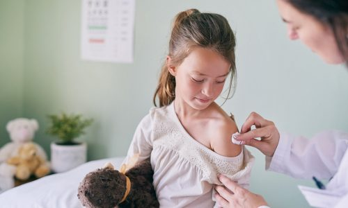 Kids in U.S. 'Hotspots' Most Susceptible to Vaccine-Preventable Diseases