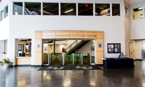 Liberty University Rec Center Protects Students with Optical Turnstiles