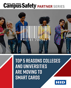 Top 5 Reasons Colleges and Universities Are Moving to Smart Cards