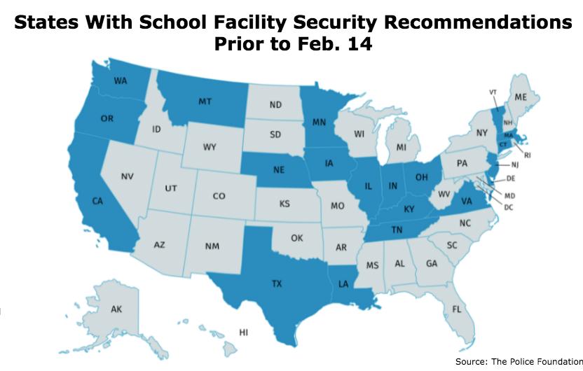 school security laws