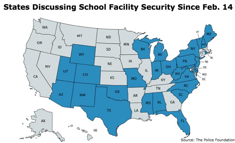 School security standards