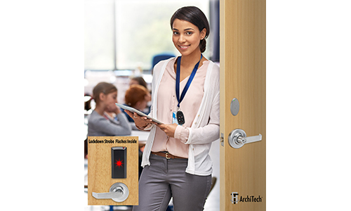 Alarm Lock Releases Keyless School Security Solution for Lockdowns