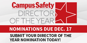 Campus Safety Director of the Year