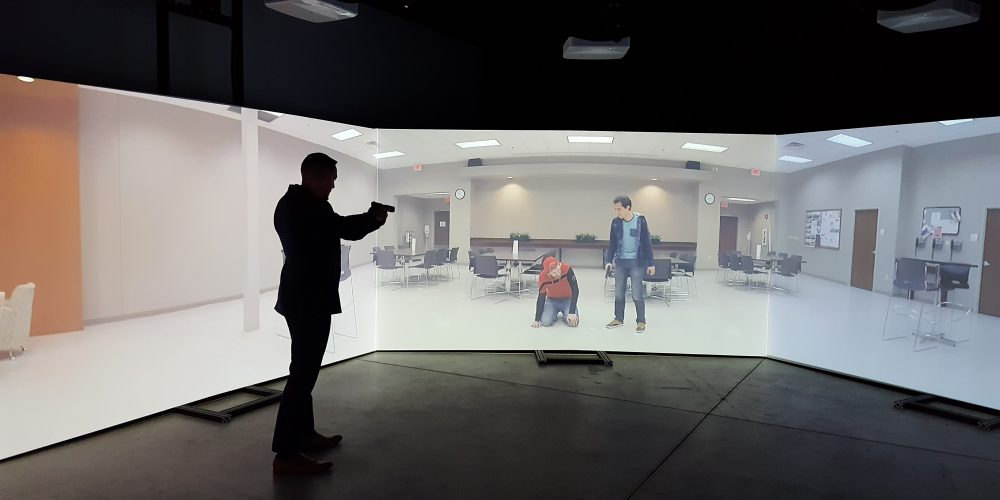 Meggitt Training Systems 'Immersive' Demo Highlights Virtual Training Impact